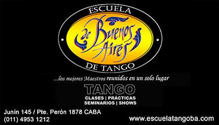 Escuela de Tango de Buenos Aires
